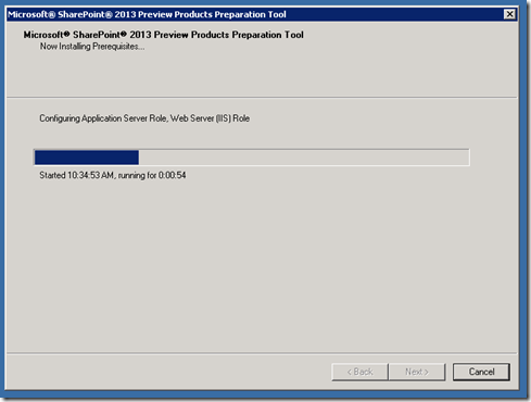 Instalando SharePoint Server 2013 Preview (3/6)