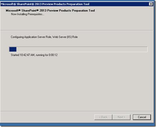 Instalando SharePoint Server 2013 Preview (6/6)