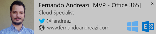 New Email Fernando Andreazi  Outlook 2013 and Windows 8