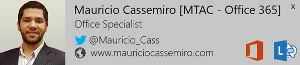 New Email Mauricio Cassemiro  Outlook 2013 and Windows 8