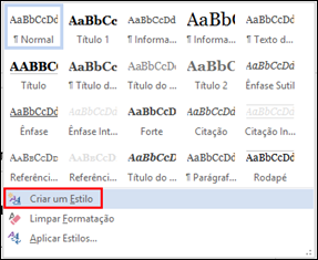 Word - GO Estilos Pro