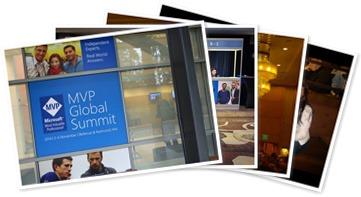 Exibir MVP Summit 2014