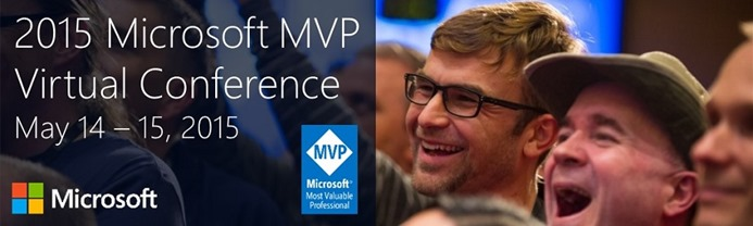 2015 MVP Virtual Conference